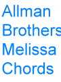 Allman.Brothers-Melissa.Chords