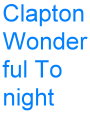 Clapton-Wonderful.Tonight